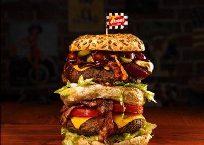 1kg Combo Burger 20 €
