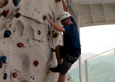 Climbing Wall 25 €