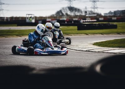 Go-Karting Outside (Electric) 39 €
