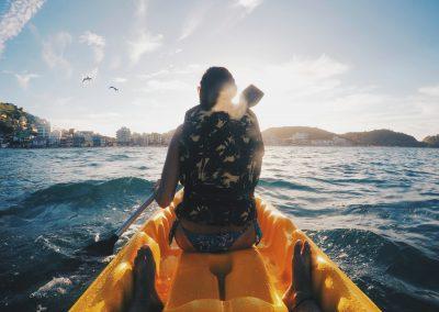 Kayaking 30 €