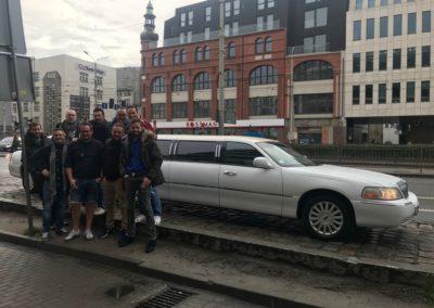 limo tour