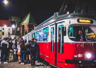 Party tramway * recommandé pour les grands groupes 45€