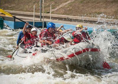 Rafting 50€