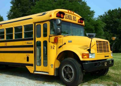 Transfer American Schoolbus Chopin 10 €