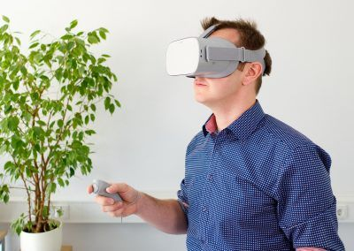 Lunettes VR (Virtual Reality) 27€